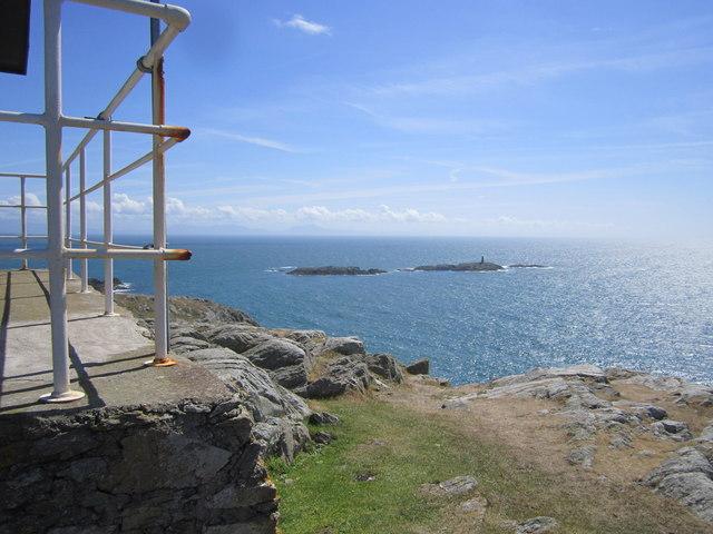 Coastguard station view