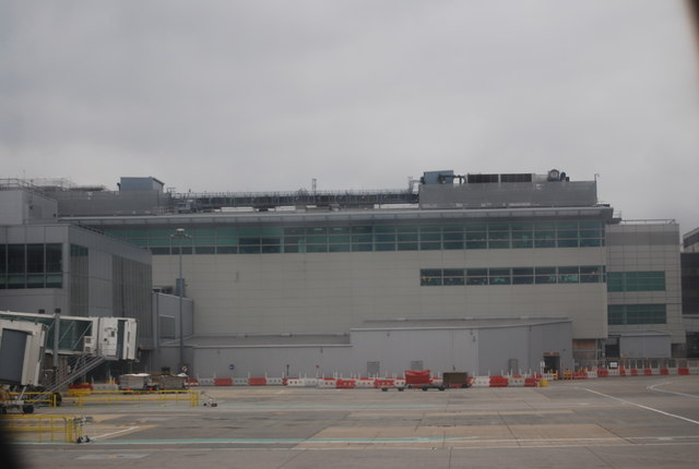 South Terminal, Gatwick Airport