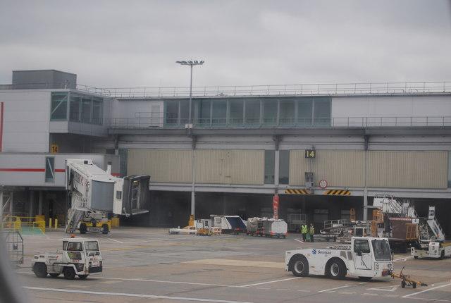 South Terminal, Gatwick Airport
