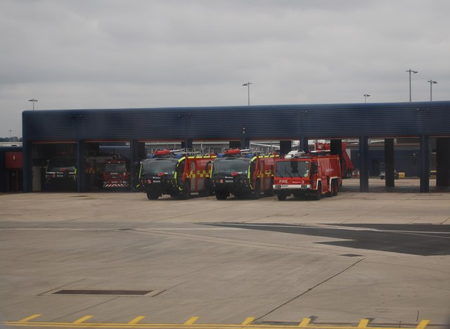 Gatwick Airport Fire Station