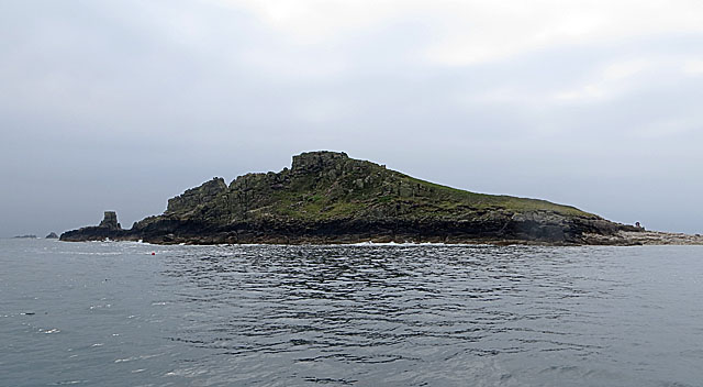Nornour from the North-West