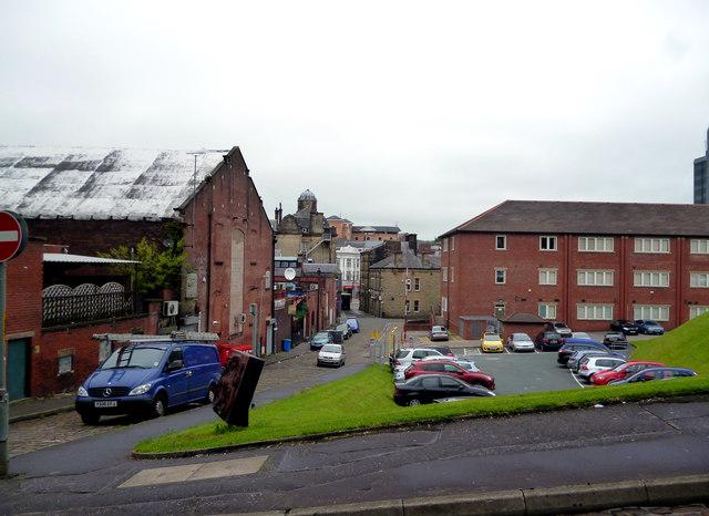 Rochdale:  King Street