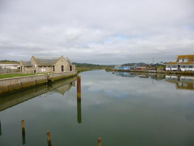 West Bay, River Brit