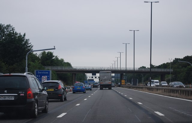 Old Gloucester Road Bridge, M4