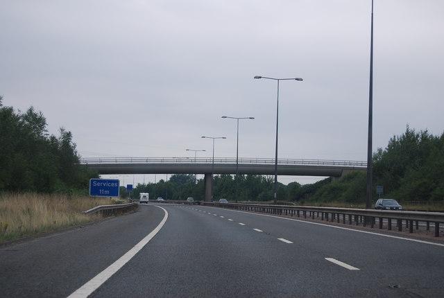 Greenditch Street Bridge, M4