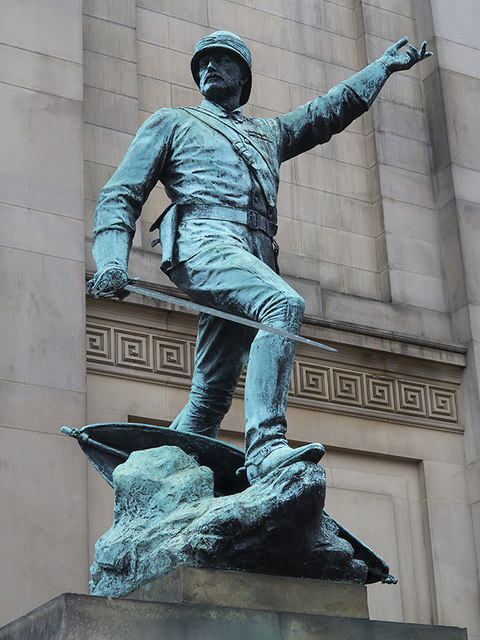 Statue of William Earle