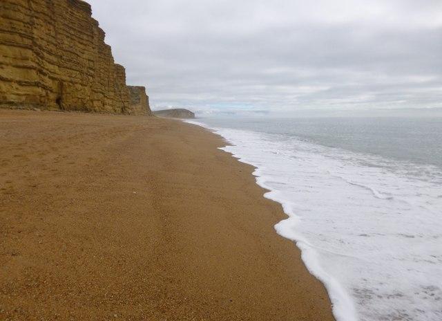 West Bay, beach