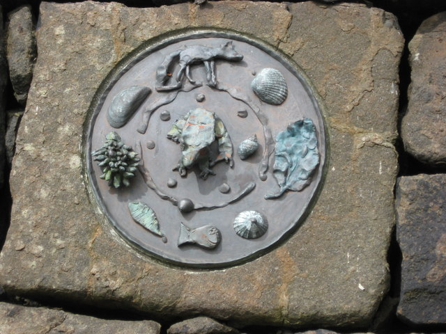 Wall Plaque - Fife Coastal Path