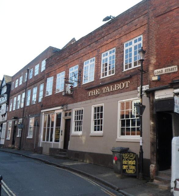 The Talbot, Bewdley