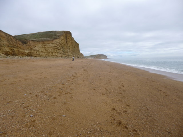 Burton Bradstock, beach
