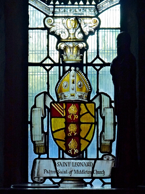 Saint Leonard - Patron Saint of Middleton Church