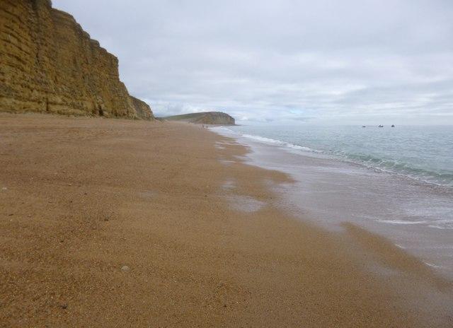 Burton Bradstock, coastline