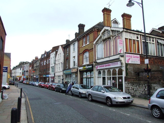 High Street, Chatham