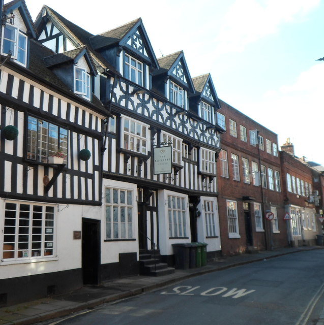 The Bailiff's House, Bewdley