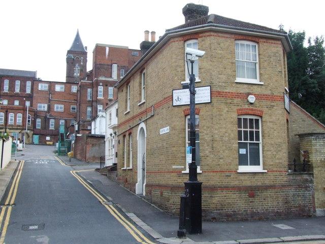Hospital Lane, Rochester