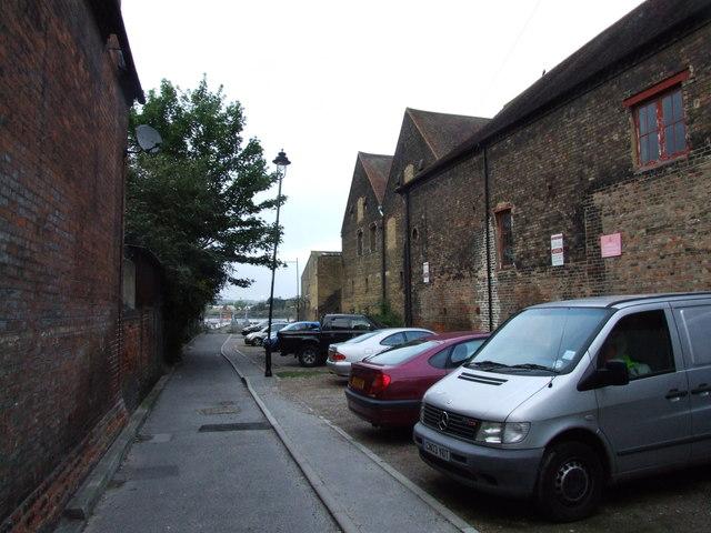Ship Lane, Rochester
