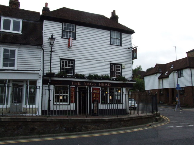 The Nags Head, Rochester