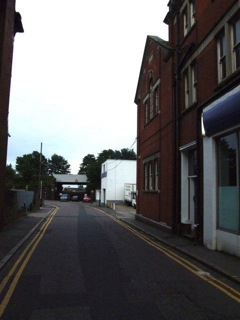 Furrells Road, Rochester