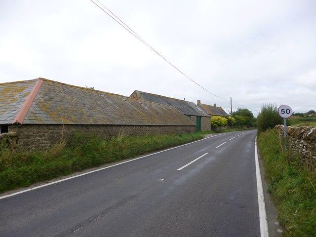 West Bay, Wych Farm