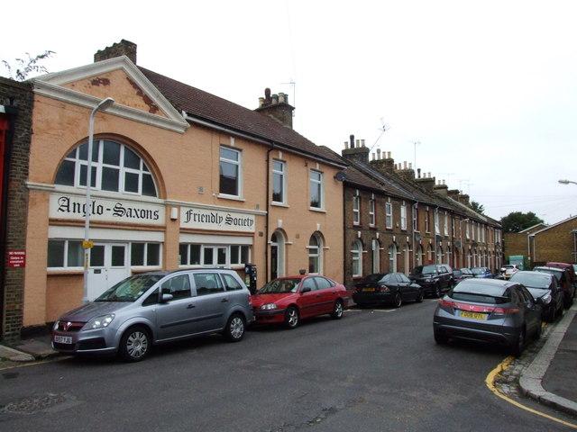Berkley Road, Gravesend