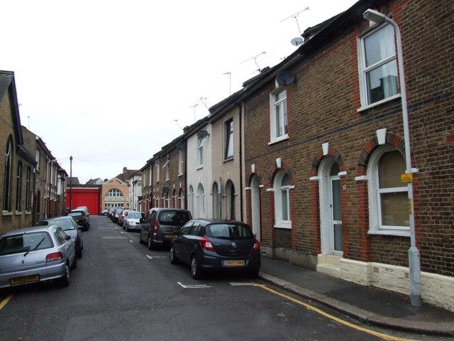 Wilfred Street, Gravesend