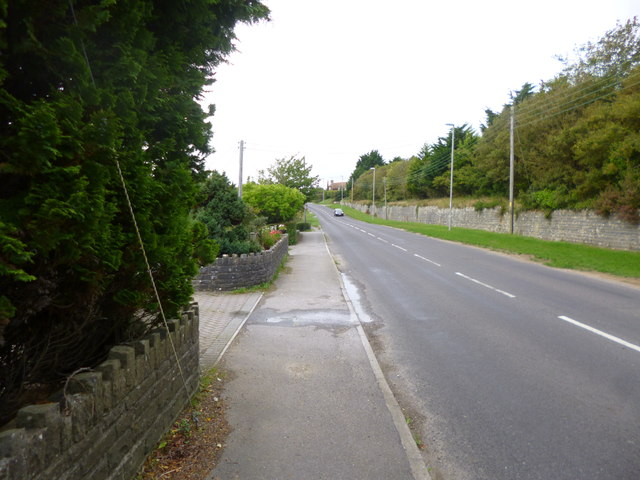 Bridport, Burton Road