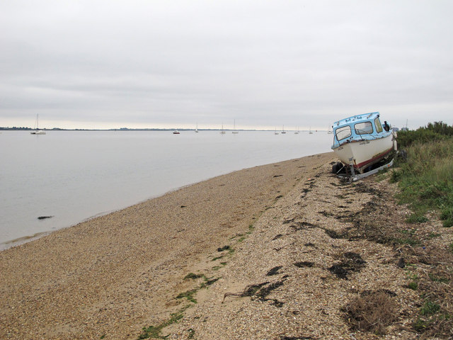 Ramsey Island Beach
