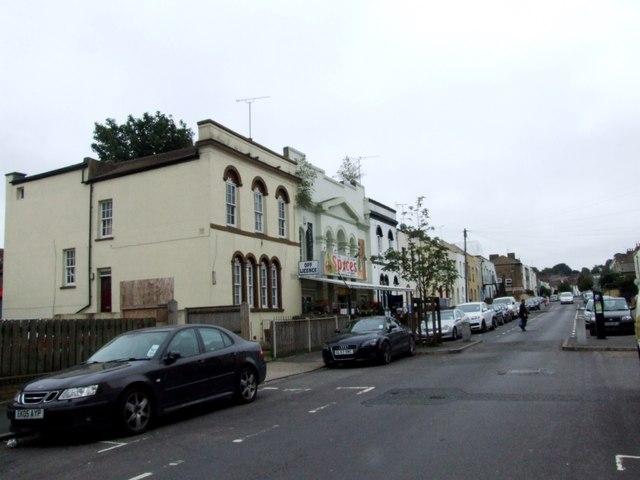 Peacock Street, Gravesend