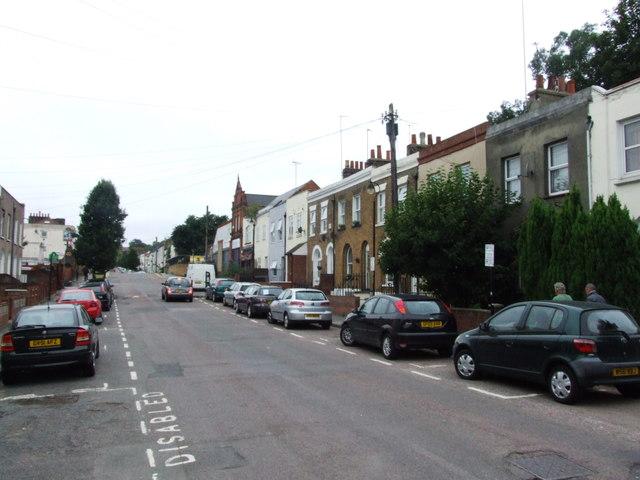 Wellington Street, Gravesend