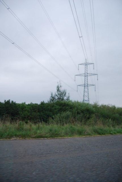 Pylon by the M4