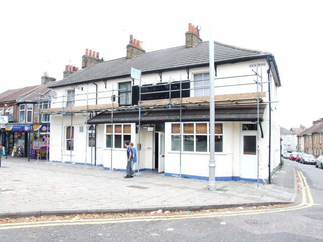 Milton Ale Shades/ Clean Pot House, Gravesend