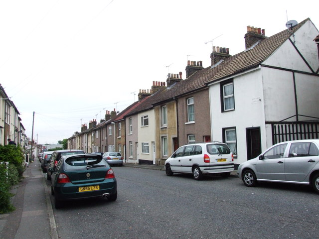 Lower Range Road, Gravesend