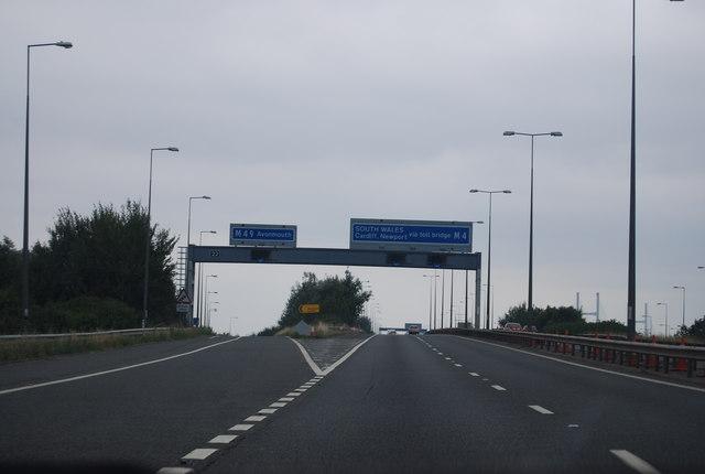 M4, Junction 22
