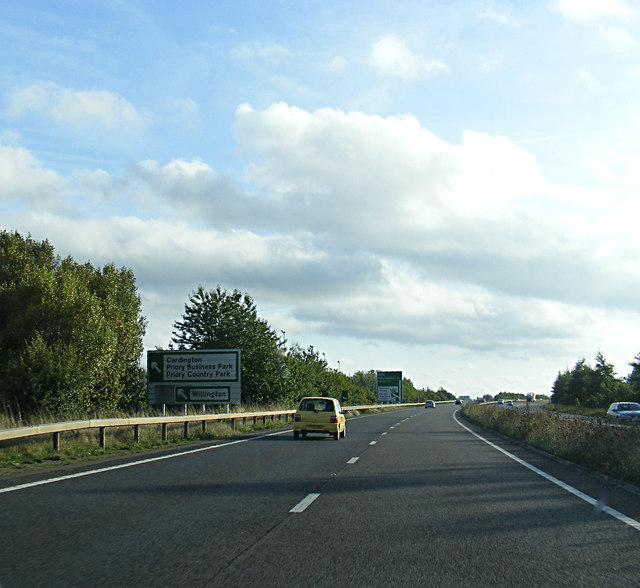 A421 Bedford Southern Bypass