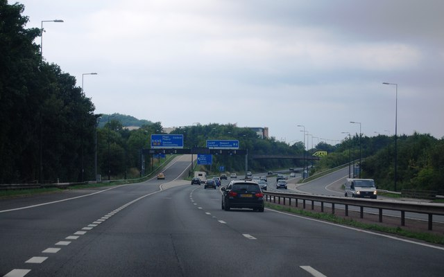 M4, Junction 23a