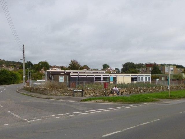 Bridport, former school