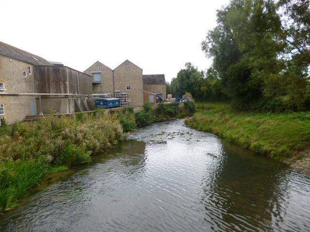 Bridport, River Brit