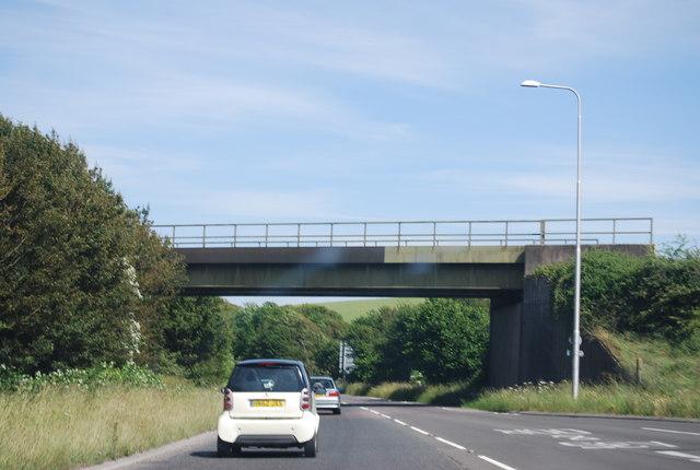 A35, Herringston Road Bridge