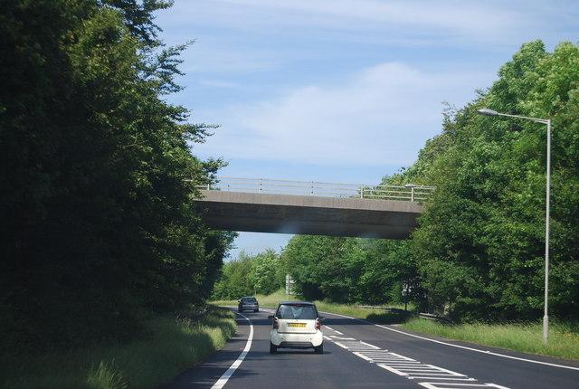 B3144 bridge, Dorchester bypass
