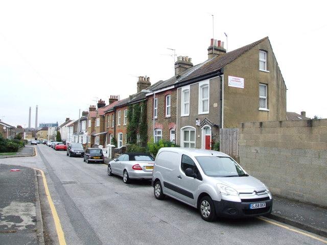 Prospect Place, Milton