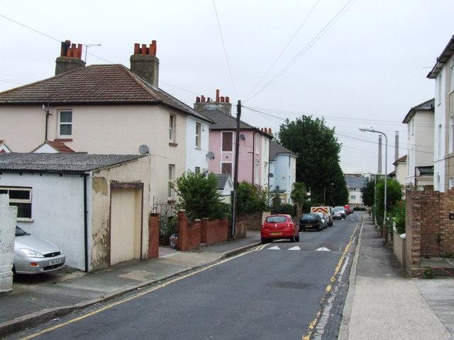 Albion Road, Milton