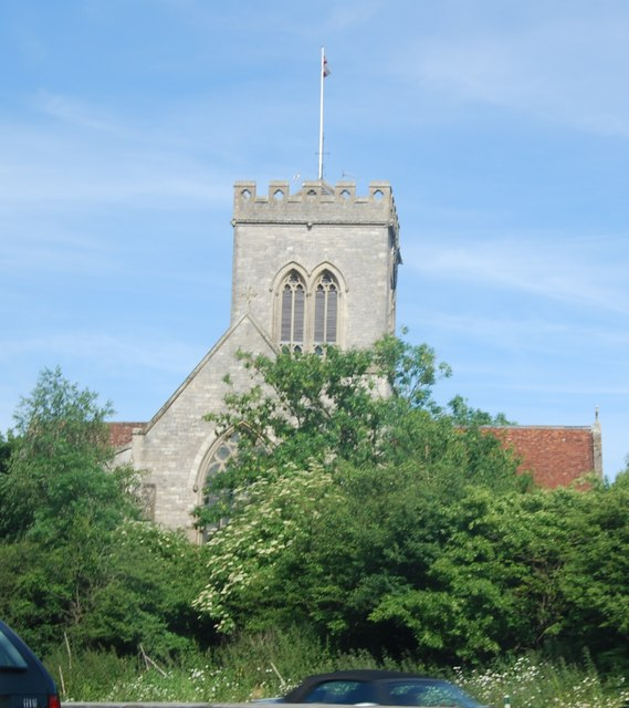 Ringwood church