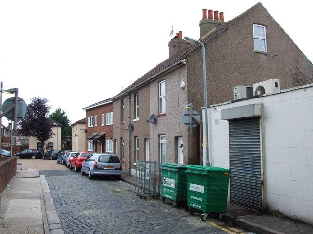 Shepherd Street, Northfleet