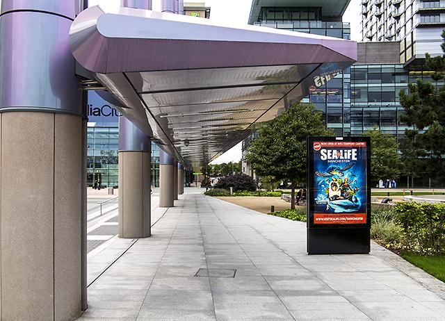 Walkway, Media City