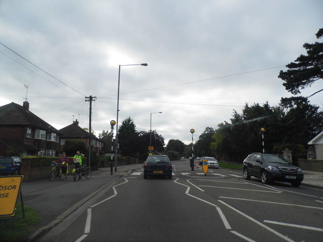 Maidenhead Road, Clewer Village
