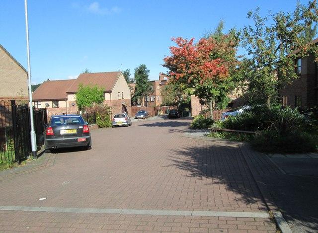 Upland Gardens - Upland Road
