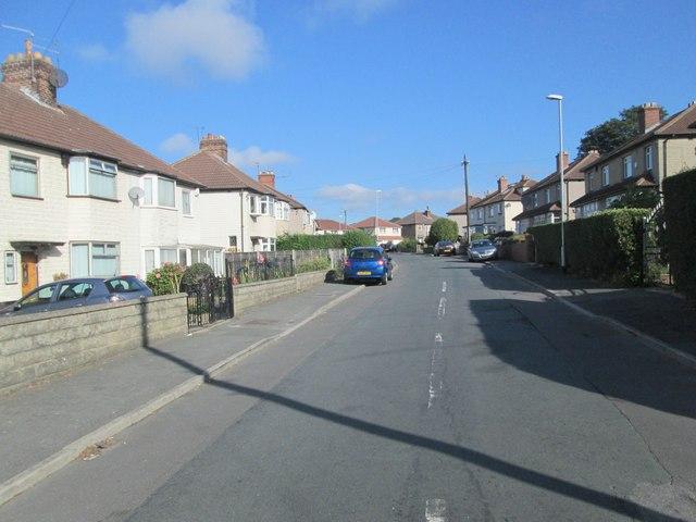 Upland Grove - Upland Road