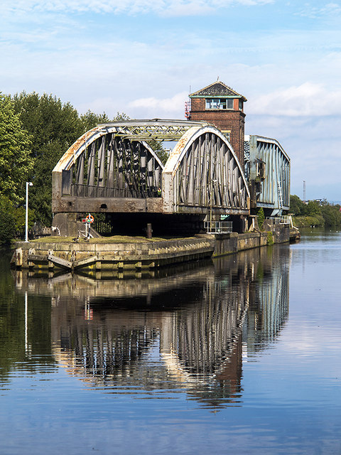 Barton Road Swing Bridge