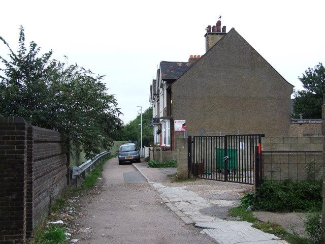 Church Path, Northfleet