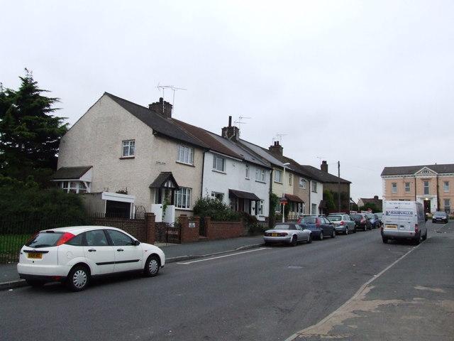 Council Avenue, Northfleet